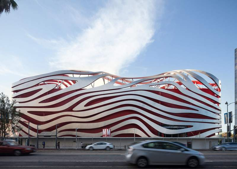 The Petersen Automotive Museum In Los Angeles Reopened