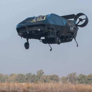 First Flight of the AirMule