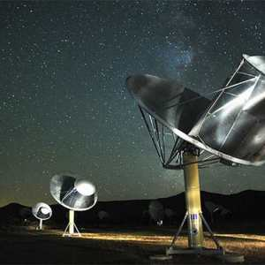 Mysterious Signal from Star 94 Light-Years away