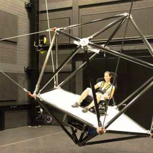 High-Speed cable-suspended Simulator