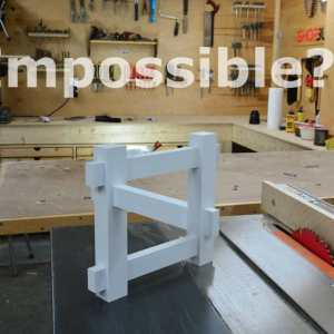Impossible illusion