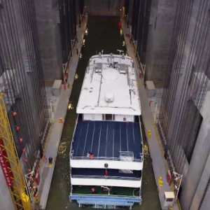 World's Largest Ship Elevator