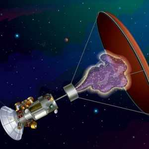 Spacecraft with Antimatter propulsion could reach Earth's twin in 84 years