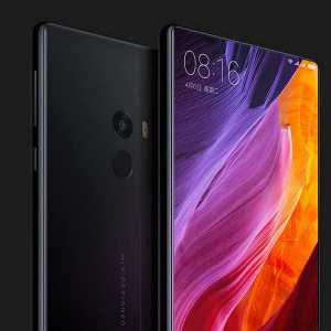 Xiaomi MIX by Philippe Starck