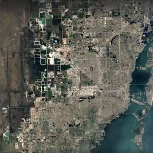 Google's 3-decade timelapse of the Earth