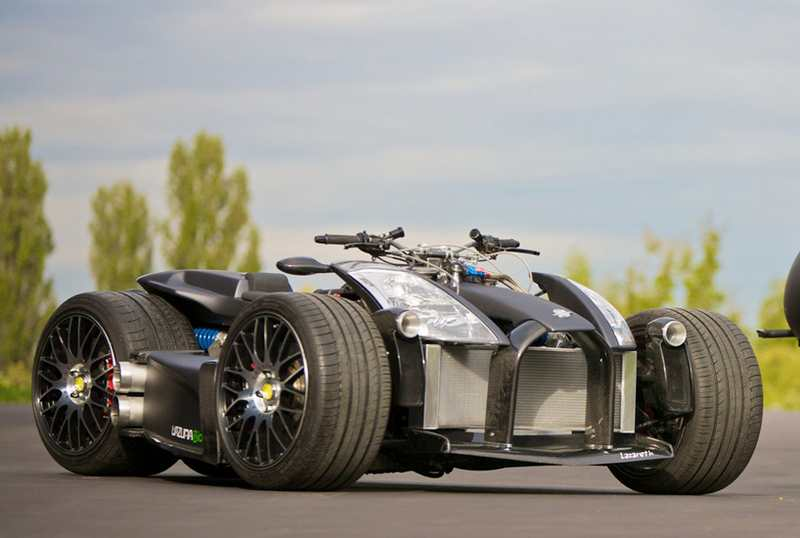 Wazuma V8f Ferrari Quad Bike Wordlesstech