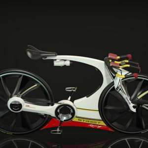 Triathlon Race Bike concept