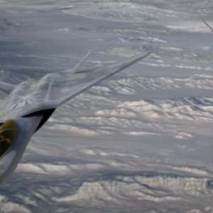 A glimpse of the 6th Gen. Fighter concept
