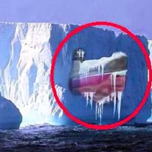 Top 10 Mysterious Things found Frozen in Antarctica