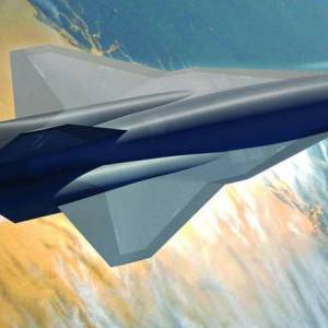 A prototype Hypersonic SR72 is maybe already completed
