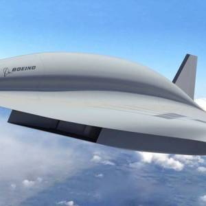Boeing unveiled an Hypersonic aircraft
