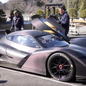 Aspark Owl Electric Hypercar just did 0-60 in 1.9 Sec