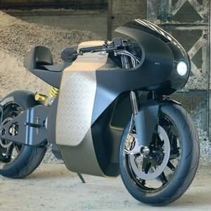 Saroléa MANX7 electric superbike