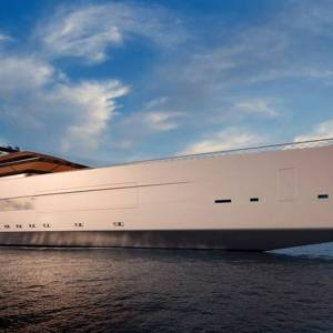 'Art of Life' 115m mega yacht