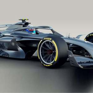 The future of Formula 1 designs