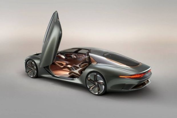 Bentley EXP 100 GT - τhe Future of Grand Touring (9)