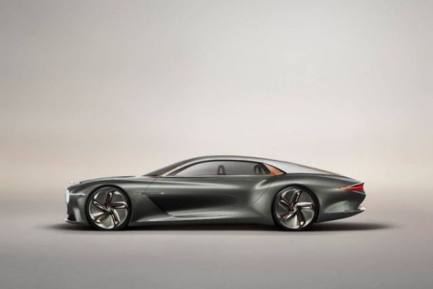 Bentley EXP 100 GT - τhe Future of Grand Touring (5)