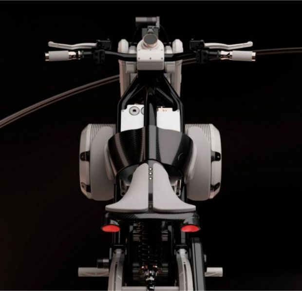 Curtiss Psyche electric Motorcycle (1)