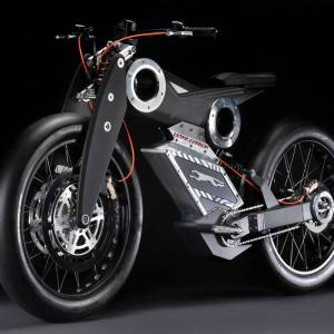 Moto Parilla electric bikes
