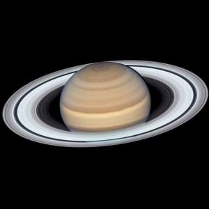 Hubble's Newest Image of Saturn