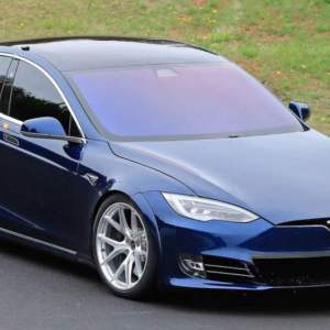 Tesla crushes Porsche Tycans Nurburgring Time