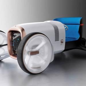 Vision Mercedes Simplex concept car