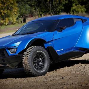 720-horsepower Laffite X-Road all-terrain supercar