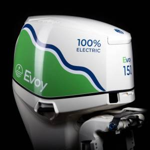 World's most powerful Electric Outboard Motor