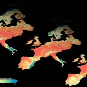New Global Groundwater Maps released