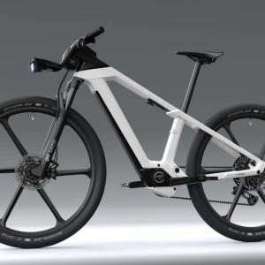 Bosch unveils concept eBike