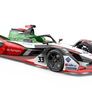Audi's next-gen 2012 Formula E racer