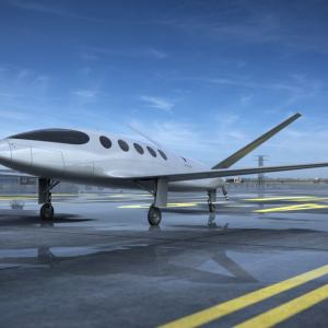 Eviation Alice luxury electric aircraft