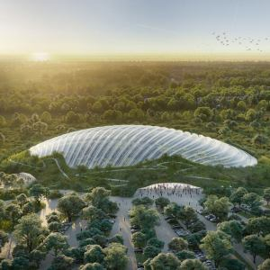 World's Biggest Greenhouse