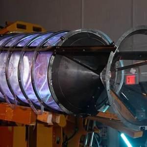 Giant Plasma Cannon