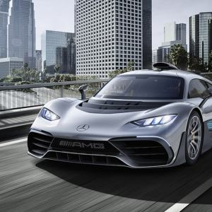 Mercedes-AMG's 'One' Hypercar will go into production Next Year