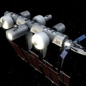 Orbital Reef Space Station