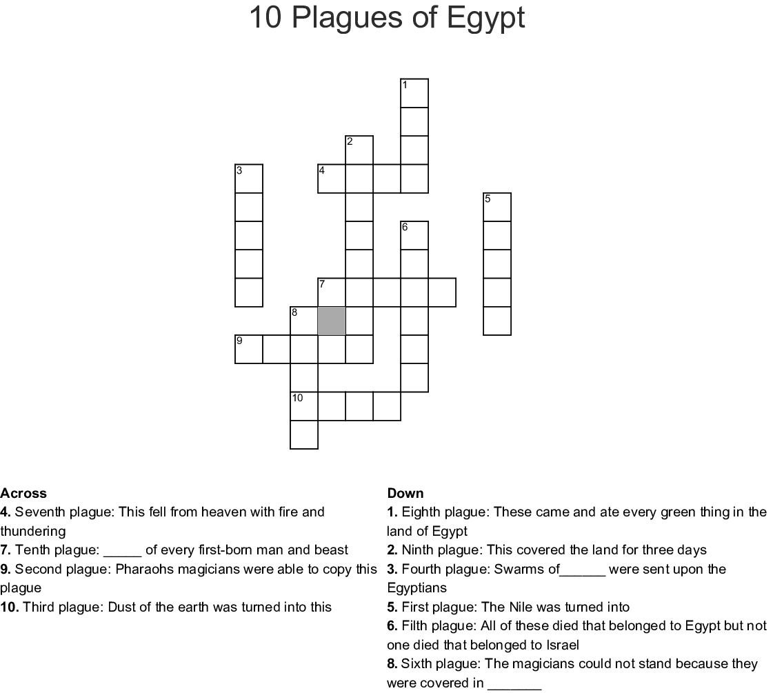 Israel Brings A Curse On Themselves Word Search