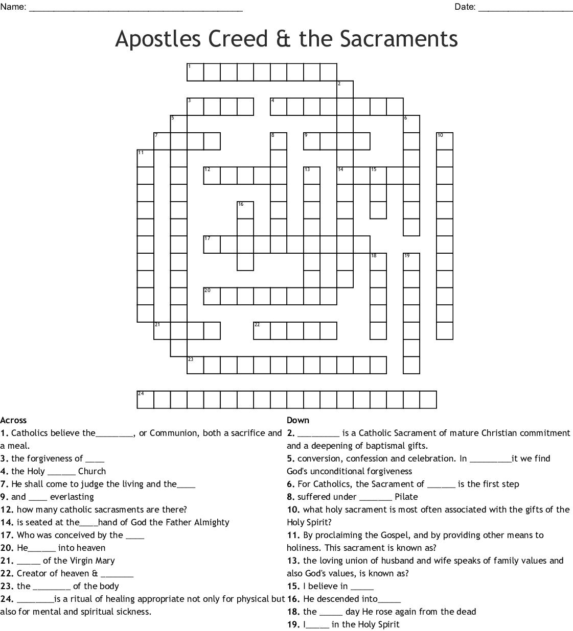 Romans 12 Word Search