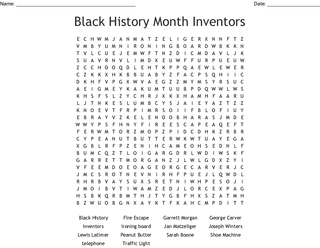 Black History Month Who Invented The Traffic Light