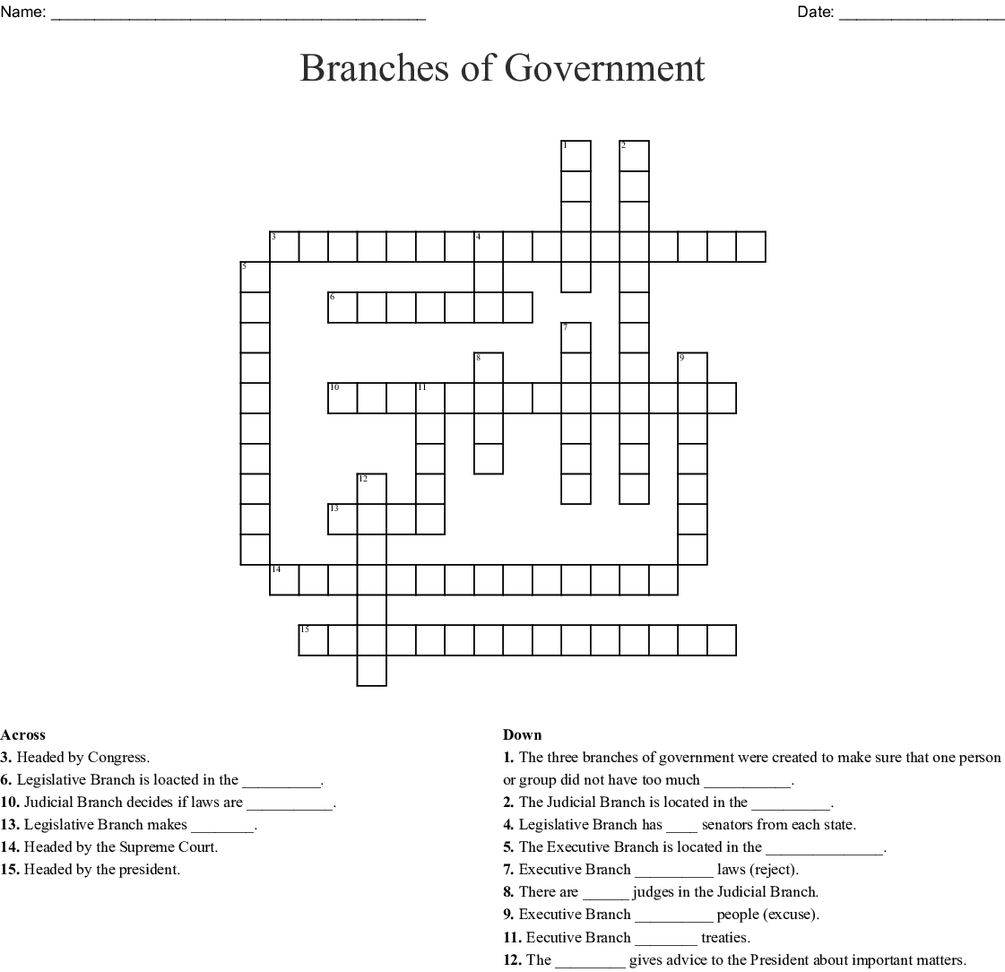 Principles Of The Constitution Worksheet Answers