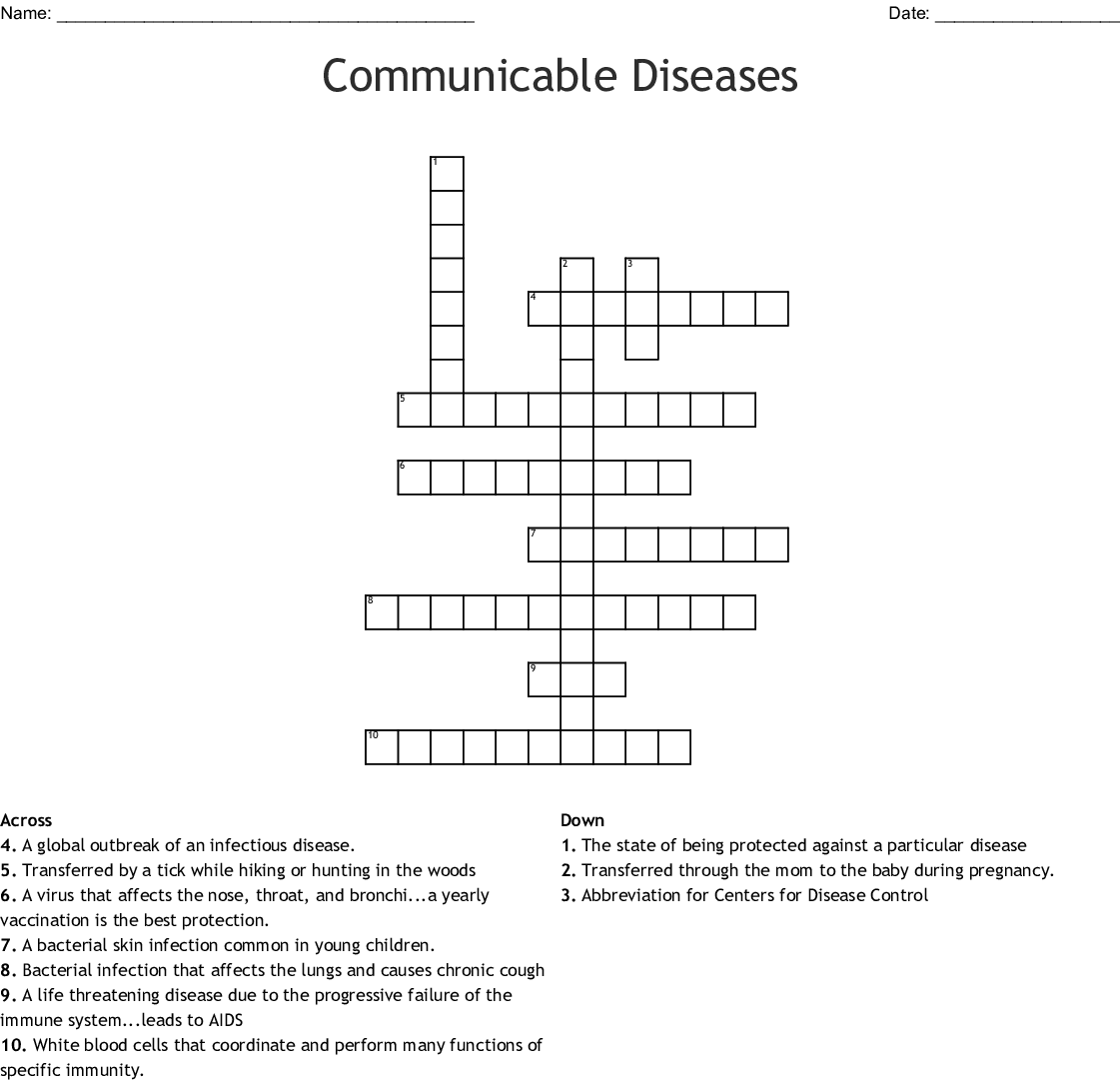 Ually Transmitted Diseases Worksheet Answers
