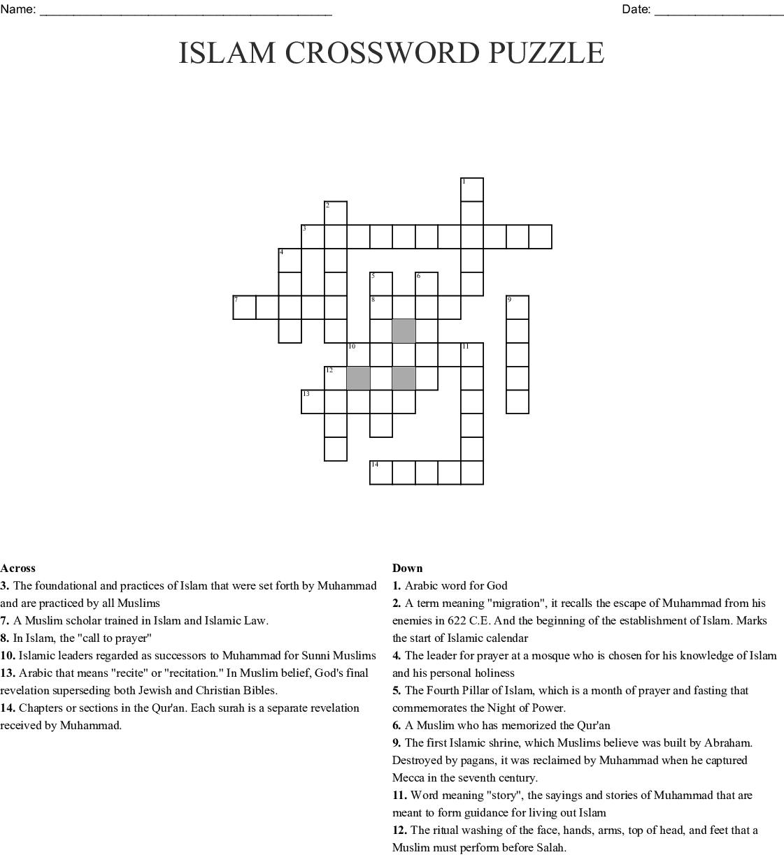 Islam Empire Of Faith Worksheet Answers