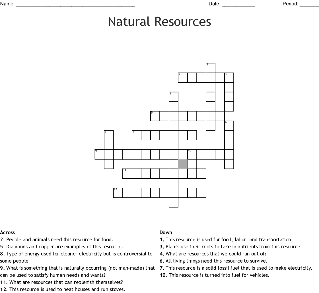 Wants Vs Needs Word Search