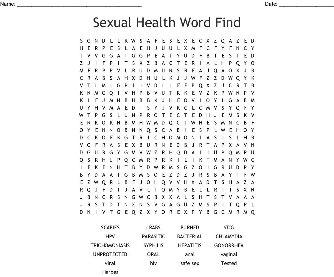 Stds Crossword