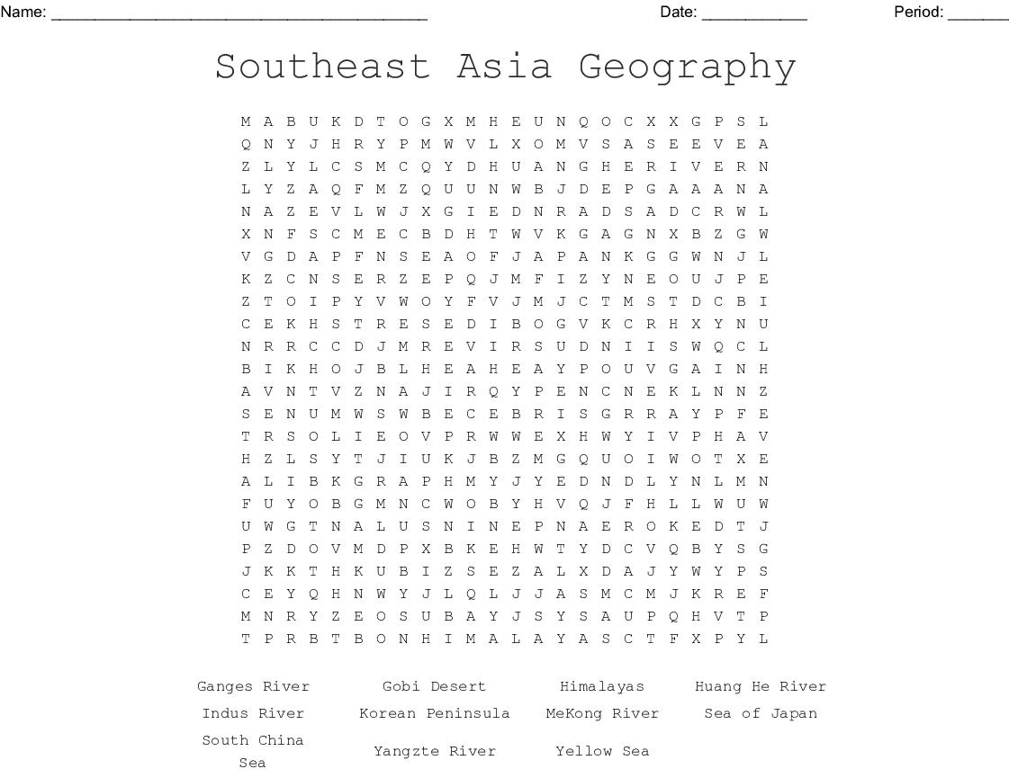 Korean Word Search