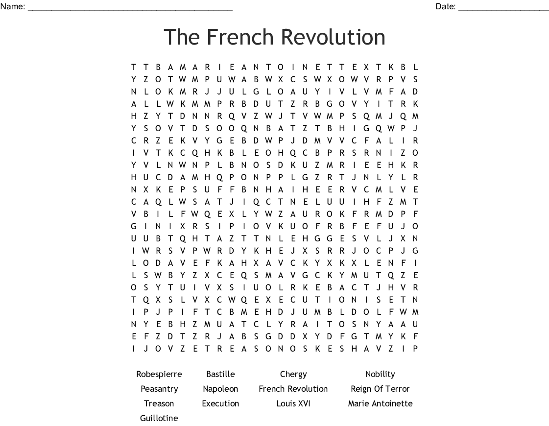 35 Ideas For Constitution Day Word Search Answer Key