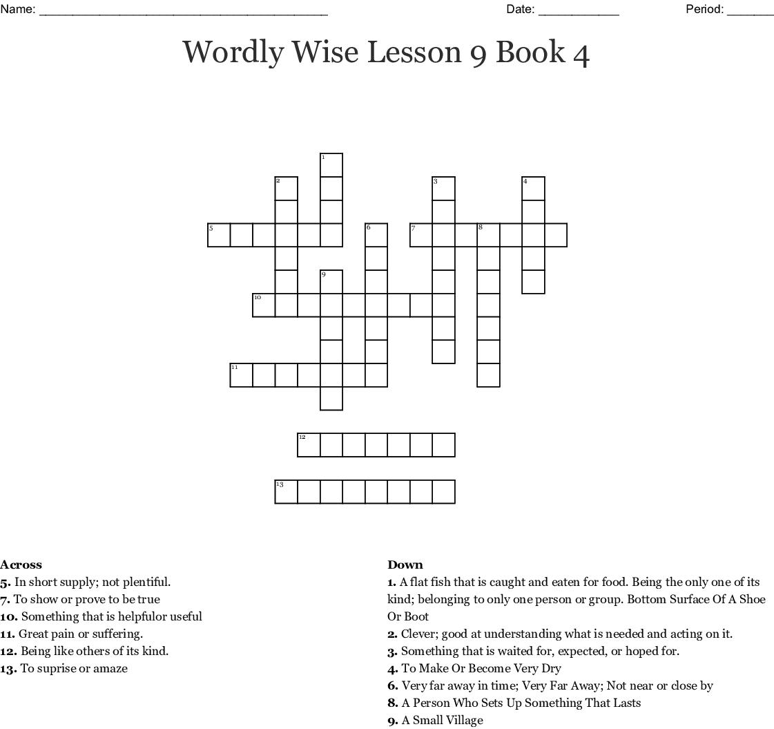 Rabbit Hill Vocabulary Test Worksheet