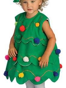 Жаңа жылдық қызға арналған костюм DIY фотосы 39