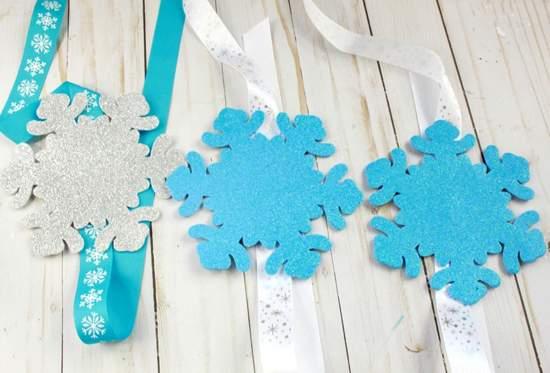 Gugatan Tahun Baru Snowflake Photo 35