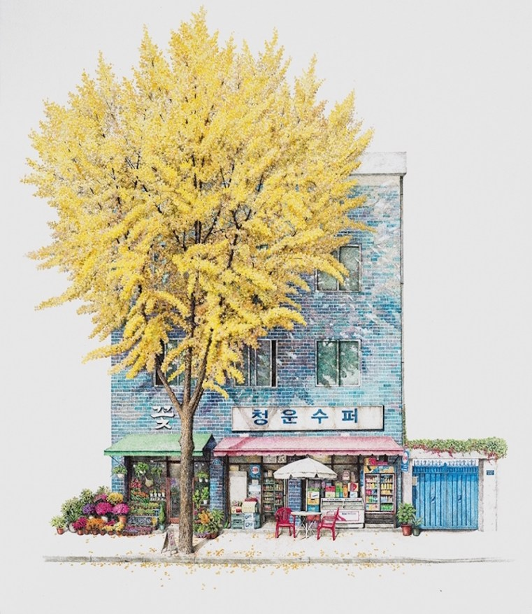 me-kyeoung-lee-south-korean-convenience-store-drawings-10
